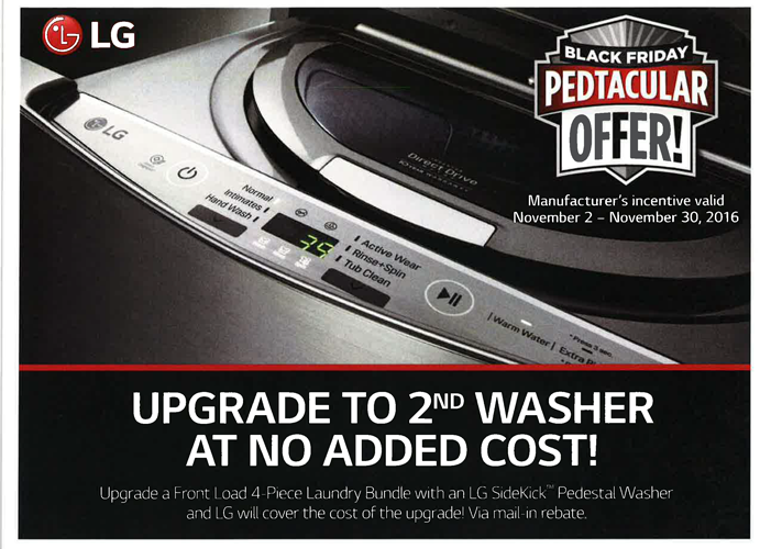 Lg Washer Settlement Claim Forms - Image Mag